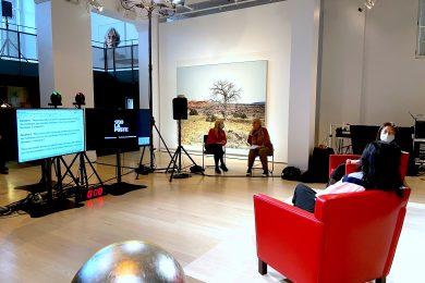 Conférence dédiée à l'œuvre de Geneviève Cadieux